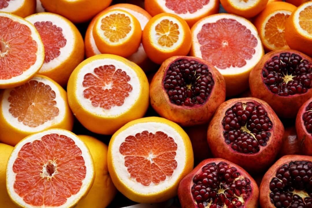 Efecto de los polifenoles biodisponibles en la dieta como sustancias bioactivas con efectos antioxidantes